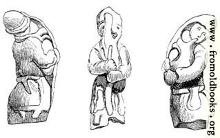 [picture: 102.---Bronze, found at Richborough.]
