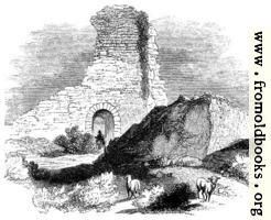 [picture: 109.---Supposed Saxon Keep, Pevensey.]