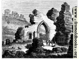 [picture: 381.---St. Mary's Chapel, Hastings Cliff Castle.]