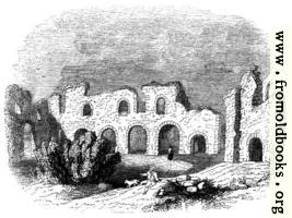 [picture: 389.---Ruins of reading Abbey in 1721.]