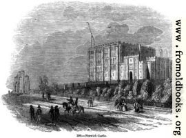 [picture: Norwich Castle]