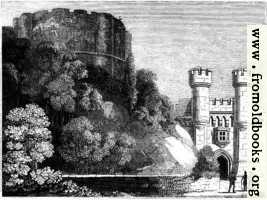 [picture: 423.---Clifford's Tower, and Entrance to York Castle.]