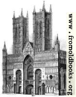 [picture: 576.---Lincoln Cathedral.]