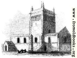[picture: 734.---Stewkley Church, Buckinghamshire.]