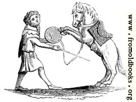 [picture: 784.---Horse Beating a Tabor.]