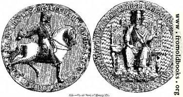 [picture: 815.---Great Seal of Henry III.]