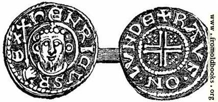 [picture: 816.---Penny of Henry III]