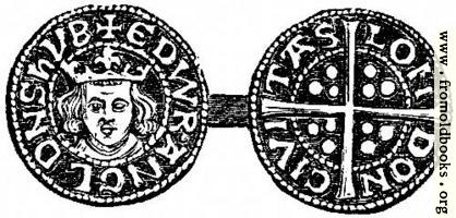 [picture: 817.---Penny of Edward I.]