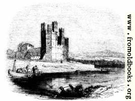 [picture: 827.---Carnarvon Castle.]
