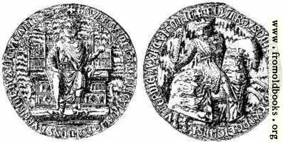 [picture: 828.---Great Seal of Edward I.]