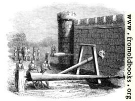 [picture: 870.---Machines for Boring Holes in Castle Walls.]