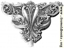 [picture: 933.---Early English Foliage Bracket.]