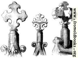[picture: 934.---Gable Crosses.]