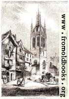 [picture: churches,towers,towns,people,clocks,windows,spires]