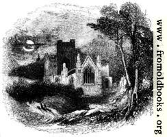 [picture: 1058.---Melrose Abbey]