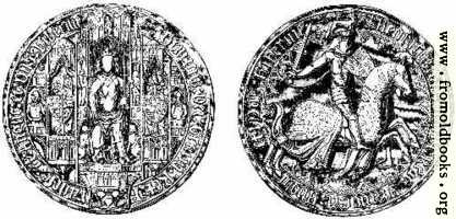 [picture: 1152.---Great Seal of Henry IV.]