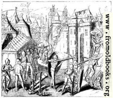[picture: 1251.---Storming a Fort. (Haeleian M.S. 4379.)]