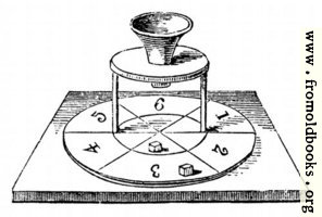 [picture: 1389.---Ancient Dice Box.]