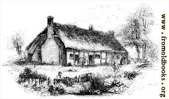 English cottage where Samuel Butler was born