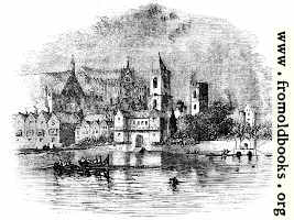 [picture: 2087.---Westminster About 1600.]