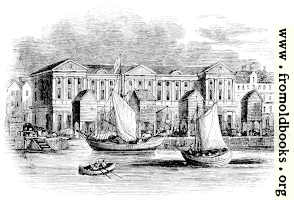 [picture: 2088.---The Custom-House, London, as it appeared before the Great Fire. (From a Print by Hollar.)]