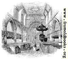 [picture: 2175.---Chancel of St. Giles, Cripplegate.]
