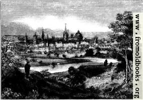 [picture: 2271.---Oxford from the Abingdon Road.]