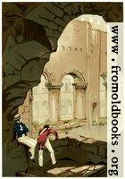 [picture: Plate 3.---Rochester Castle.---Interior.]