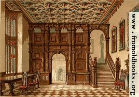 [picture: Methley Hall]
