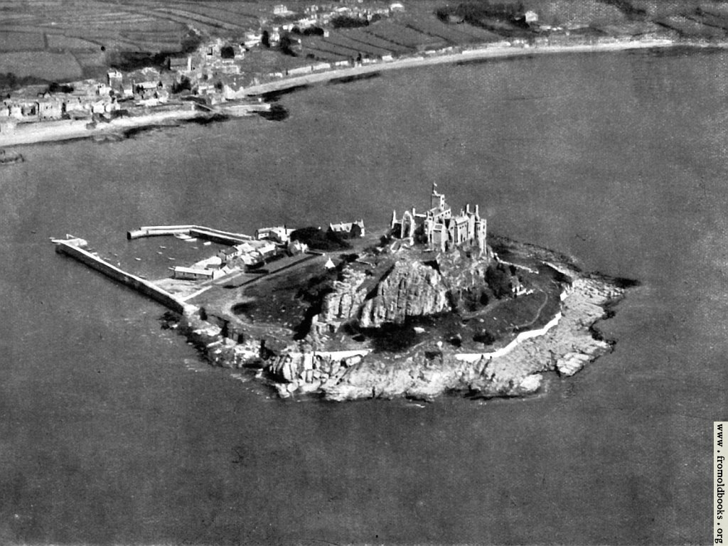[Picture: St. Michael's Mount;]