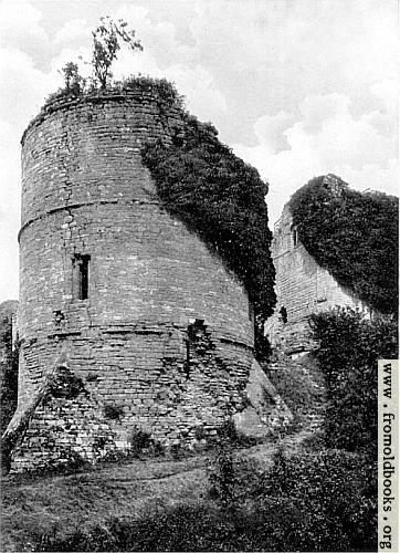 [Picture: Goodrich Castle]