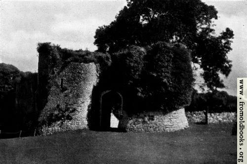 [Picture: Penrice Castle: The Gate-House.]