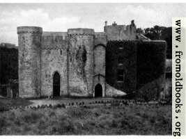 [Picture: Upton Castle: The Gate-House]