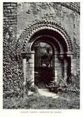 [Picture: Ludlow Castle: Gate-way of chapel]