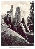 [Picture: Restormel Castle, the Main Gate]