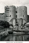 [picture: Harlech Castle: the Main-Gate House]