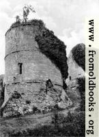 [picture: Goodrich Castle]