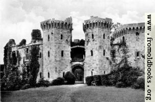 [picture: Raglan Castle]