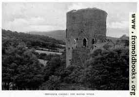 [picture: Tretower Castle]