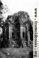 [Picture: Ruined Temple of Prambanam]