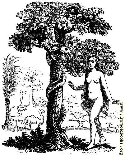 [Picture: Emblem 1. Serpent. Eve.]