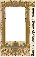 [Picture: Fig. 99 No. 7.—Ornate border, 9th century, Gallo-Frankish School.]