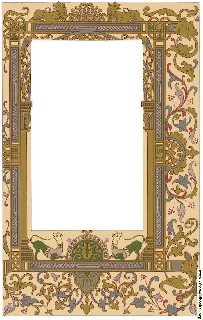 Frame Background Design Free Printable