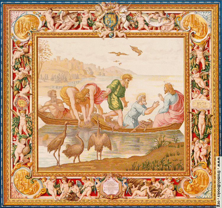 [Picture: Seventeenth-Century Tapestry]