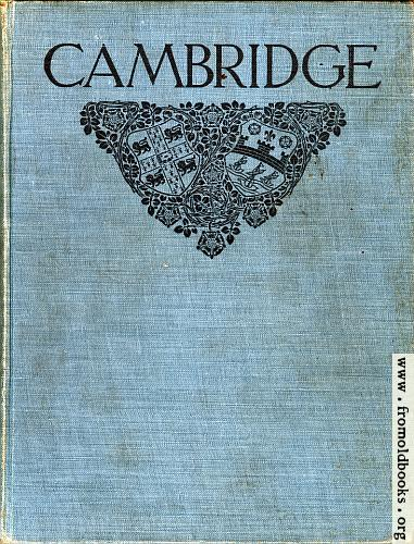 [Picture: Front Cover, Cambridge]