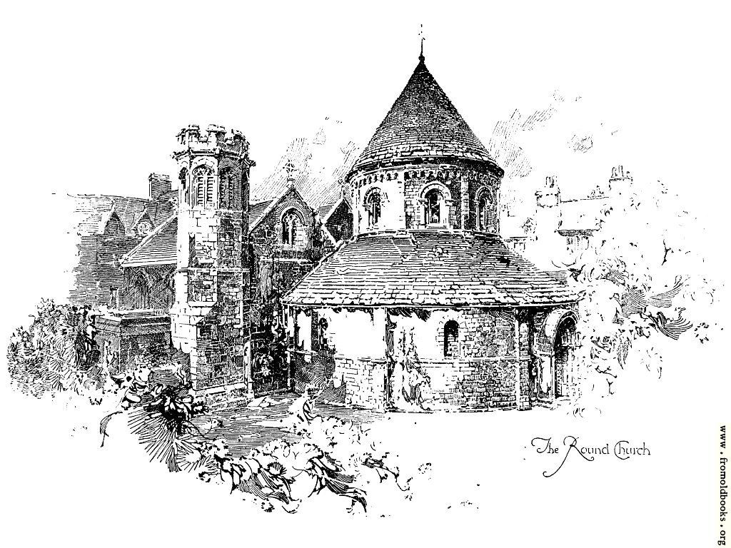 [Picture: The Round Church]