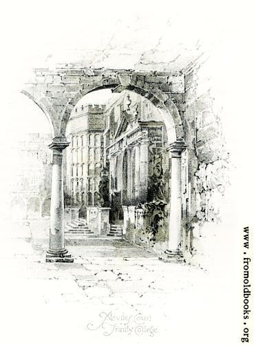[Picture: Nevilles Court, Trinity College, Cambridge]