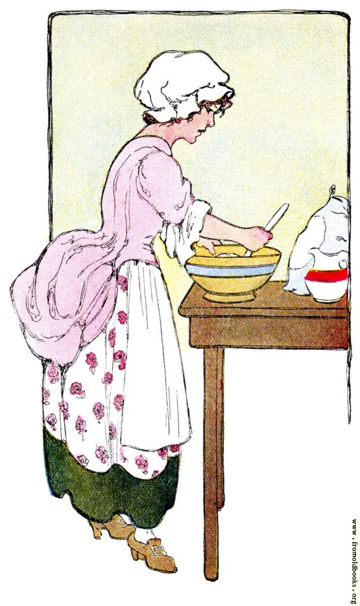[Picture: To Make a White cake]