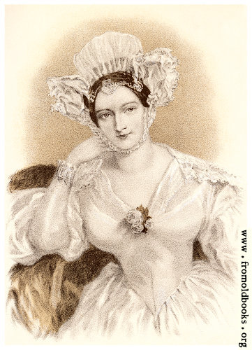 [Picture: Marguerite, Countess of Blessington]