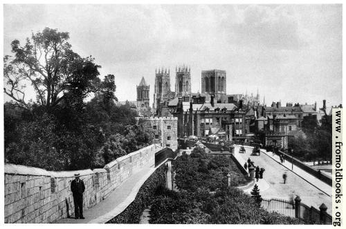 [Picture: View From City Walls]